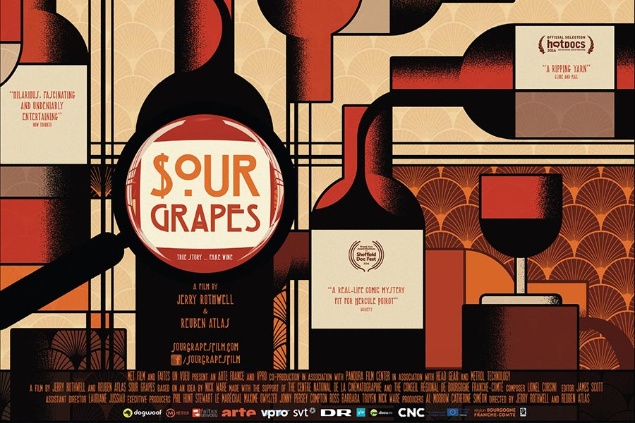 """Sour Grapes"" Dokumentation über Ruda Kurniawan"