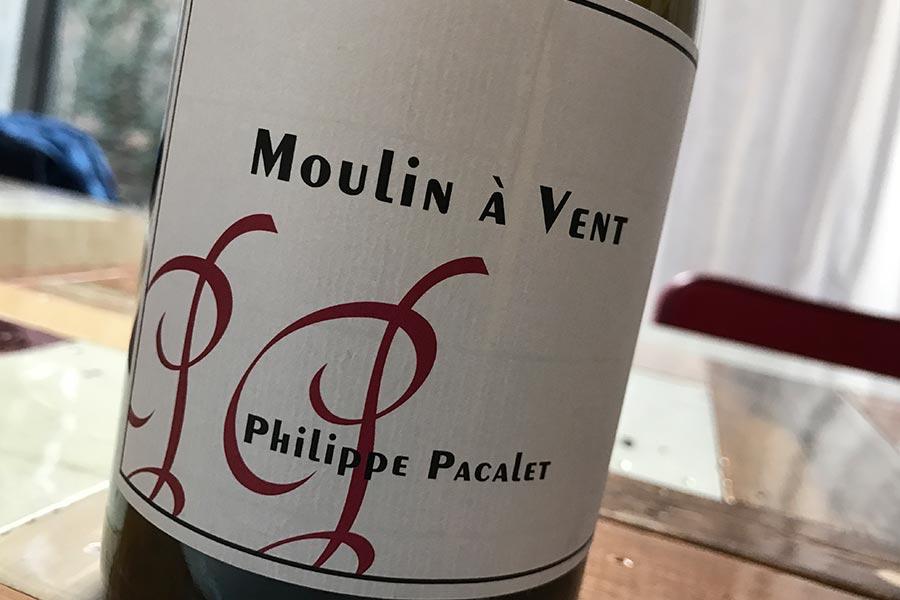 Moulin à Vent von Philippe Pacalet