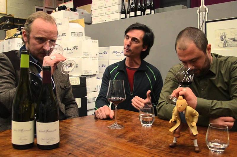 Francois Morissette zu Besuch im WaL-HQ
