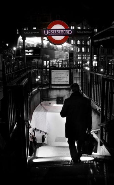 Riesling-Düfte in der U-Bahn