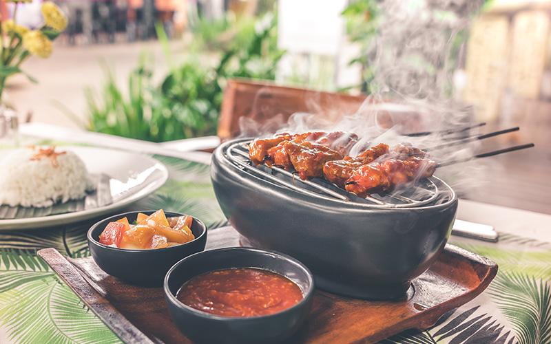 Chenin blanc & asiatische Küche