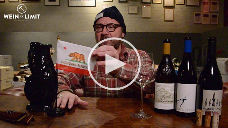 Wein am Limit - Folge 362 -The New California-Verkostung