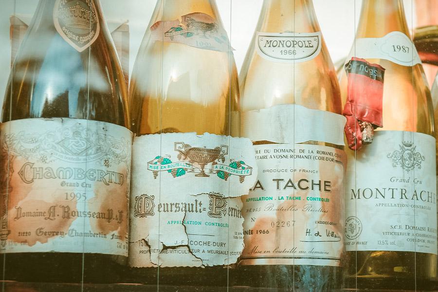 Trinkt Eure Weine jung! | Photo: Ice Tea - Unsplash
