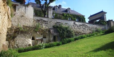 Schloss Brézé und Arnaud Lambert