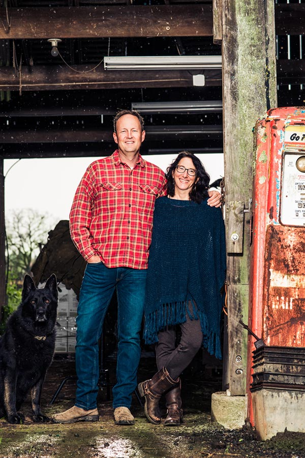 Steve und Jill Matthiasson