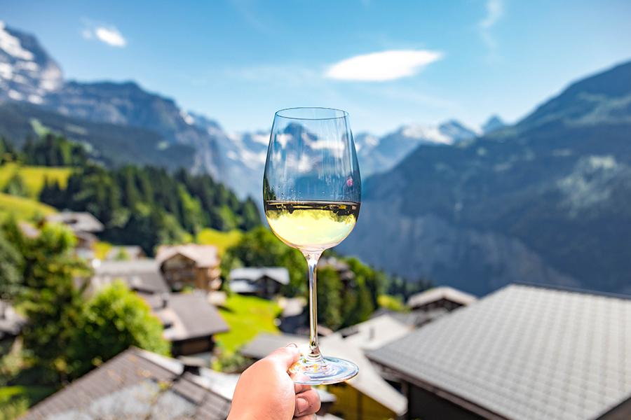 Luftdruck und Wein - Die Höhe ist entscheidend