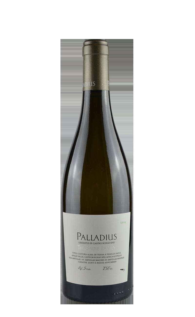 2015 PALLADIUS-The Sadie Family, Swartland