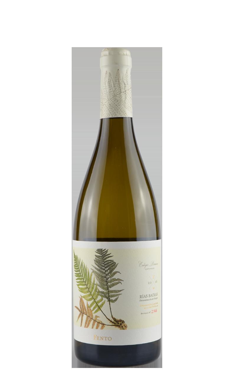 2016 FENTO BLANCO-Fento Wines - Eulogio Pomares, Rías Baixas